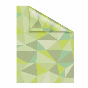 Fensterfolie »Pattern Dreiecke«, LICHTBLICK, blickdicht, strukturiert
