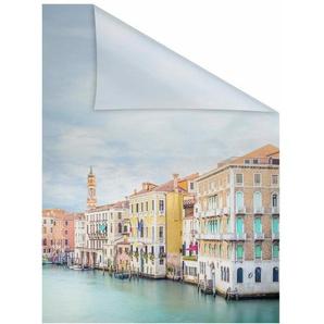 Fensterfolie »Vendig«, LICHTBLICK, blickdicht, strukturiert, selbstklebend, Sichtschutz