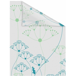 Fensterfolie »Wiese«, LICHTBLICK, blickdicht, strukturiert, selbstklebend, Sichtschutz