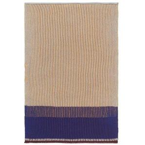 ferm LIVING - Akin Knitted Geschirtuch - Groß - honiggold - indoor