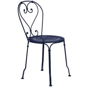 Fermob - 1900 Stuhl - 92 Abysseblau - outdoor