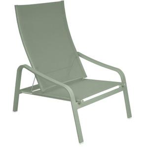 Fermob - ALIZÉ Niedriger Sessel - 46 Lagunenblau - outdoor