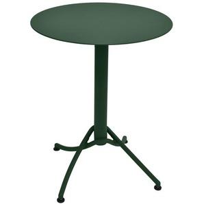 Fermob - Ariane Tisch rund - 02 Zederngrün matt - outdoor