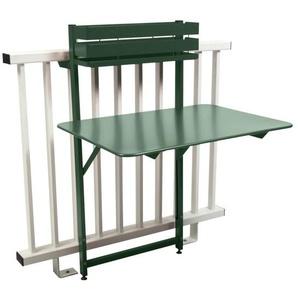 Fermob - BISTRO Balkontisch - 02 Zederngrün matt - outdoor