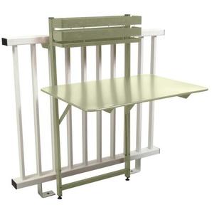 Fermob - BISTRO Balkontisch - 65 Lindgrün matt - outdoor