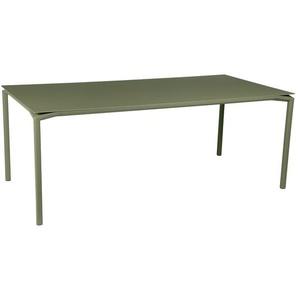 Fermob - CALVI Tisch 195 x 95 cm - 82 Kaktus - outdoor