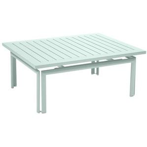 Fermob - COSTA Niedriger Tisch 100 x 80 cm - A7 Gletscherminze - outdoor