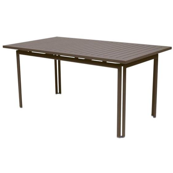 Fermob - COSTA Tisch 160 x 80 cm - 09 Rost - outdoor