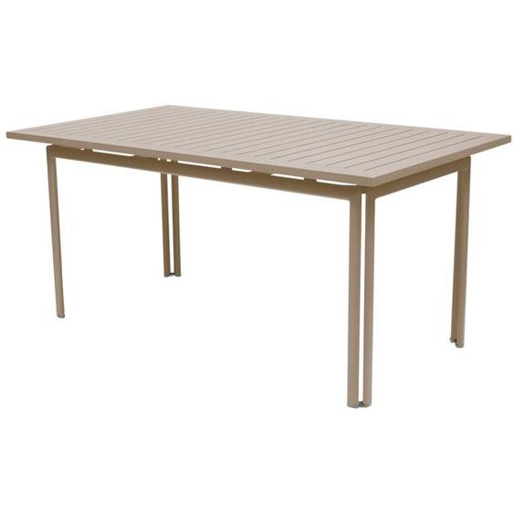 Fermob - COSTA Tisch 160 x 80 cm - 14 Muskat - outdoor