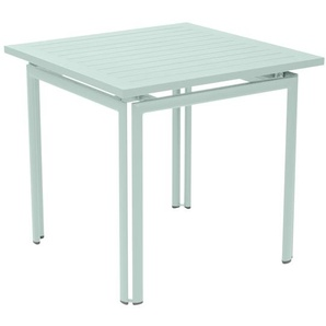 Fermob - COSTA Tisch 80 x 80 cm - A7 Gletscherminze - outdoor
