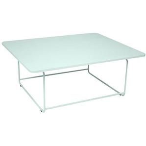 Fermob - ELLIPSE Niedriger Tisch 90 x 110 cm - A7 Gletscherminze - outdoor