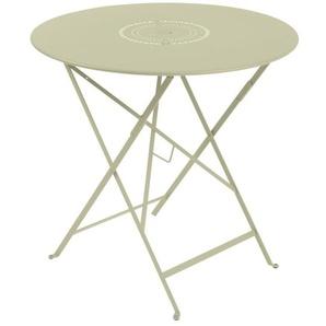 Fermob - FLOREAL Tisch - 65 Lindgrün matt - outdoor
