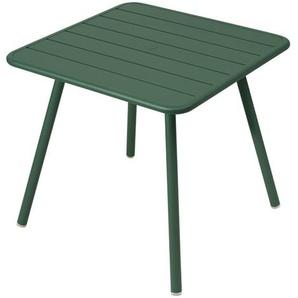 Fermob - LUXEMBOURG Tisch - 02 Zederngrün matt - outdoor
