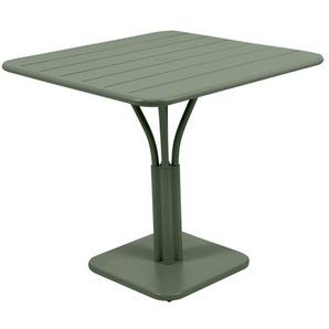 Fermob - LUXEMBOURG Tisch mit Säulenfuß - 82 Kaktus - outdoor