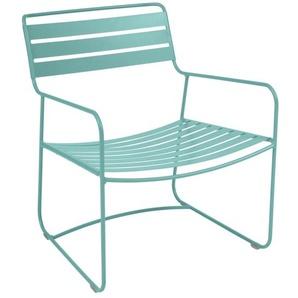 Fermob - SURPRISING Sessel - 46 Lagunenblau satiniert - outdoor