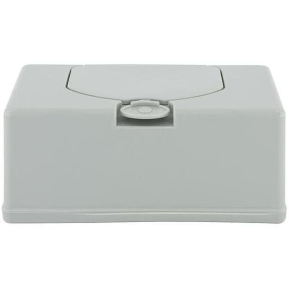 Feuchttücher-Box, Grau, 11 X 20 X 8.5 Cm