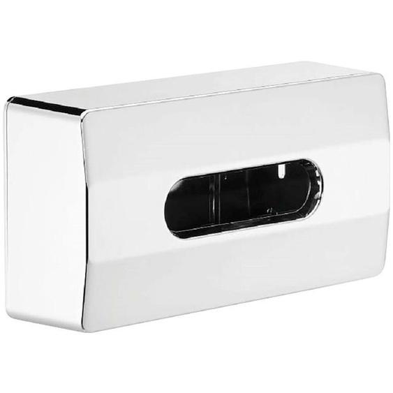 Feuchttücherbox »Pro V2«, 24.5x13x7.5 cm (BxHxT), Nie wieder bohren, Material Kunststoff, Hochglanz