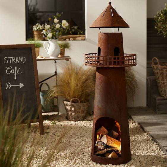 Feuerofen Leuchtturm