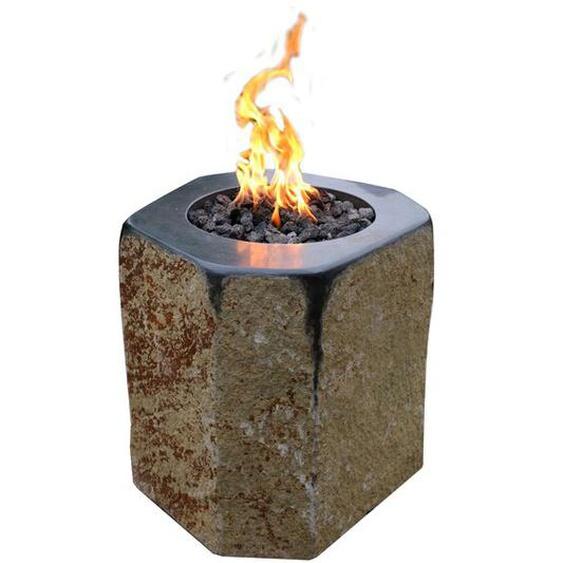 Feuersäule Derby aus Stein
