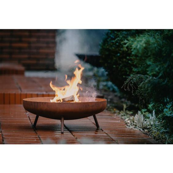 Feuerschale Bruster aus Stahl