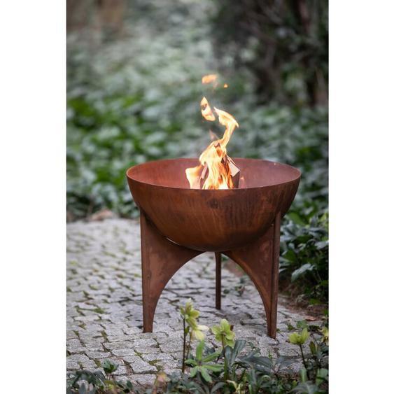Feuerschale Eckington aus Stahl