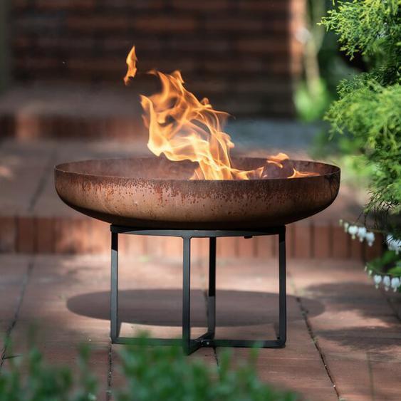 Feuerschale Stanyon aus Stahl