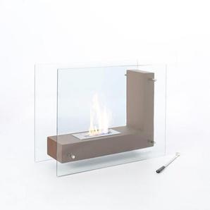 Bioethanol-Bodenfeuerstelle Marcos