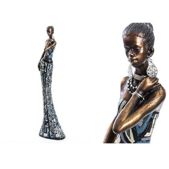 Figur Afrikanische Lady Bayside