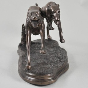 Figur Animal Pair of Greyhounds