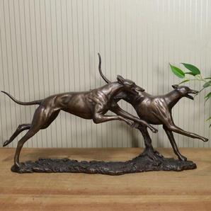 Figur Animal Winner Pair of Greyhounds