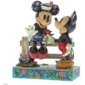 Figur Blühende Romantik (Mickey & Minnie Mouse) Eloise