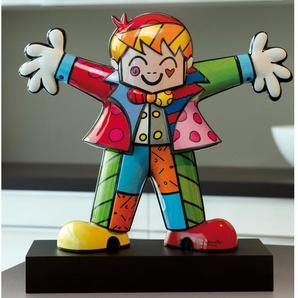 Figur Umarmung Pop Art