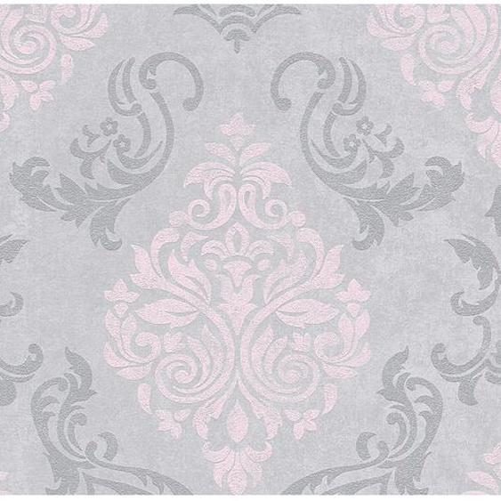 Finest Selection Vliestapete Ornament Rosa