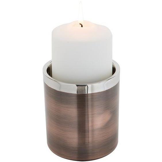 Fink Kerzenhalter »VITO« (1 Stück), aus Edelstahl, im modernen Design