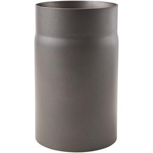 Firefix Rauchrohr dunkelgrau ø 150 mm, 1000 mm