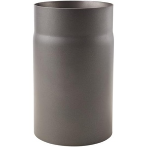 Firefix Rauchrohr dunkelgrau ø 150 mm, 500 mm