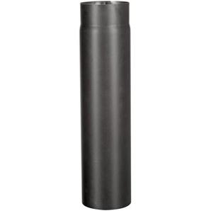 Firefix Rauchrohr schwarz ø 120 mm, 500 mm
