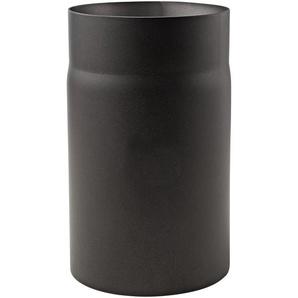 Firefix Rauchrohr schwarz ø 150 mm, 500 mm