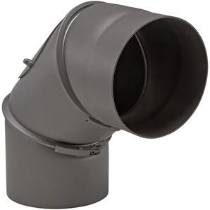 Firefix Rauchrohrbogen dunkelgrau ø 150 mm