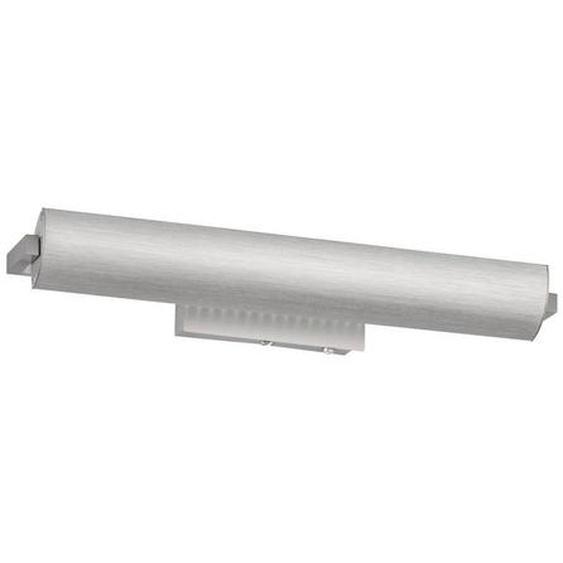 Fischer & Honsel Gmb Led-Wandleuchte , Nickel , Metall , 46x8 cm