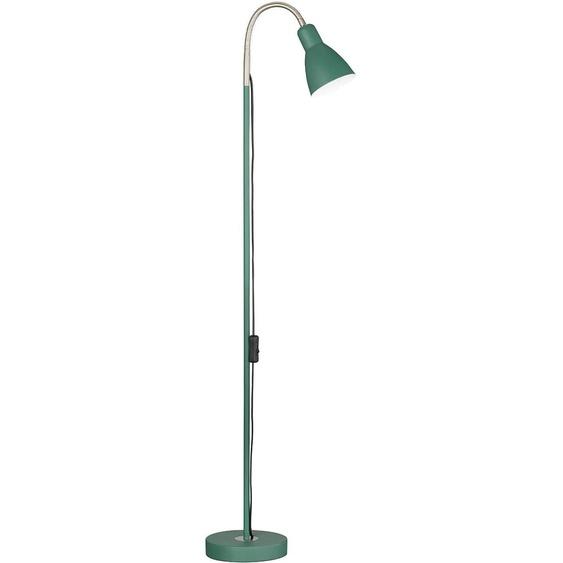 FISCHER & HONSEL,Stehlampe Lolland 1 -flg. /, H:121 cm grün Standleuchten Stehleuchten Lampen Leuchten
