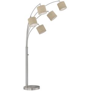 Fischer & Honsel Stehlampe, Stoff