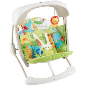 Fisher-Price 2-in-1 Babyschaukel »kompakt«, Babysitz, sanfte Schwingungen, ab der Geburt