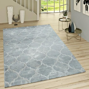 Teppich Defazio in Grau