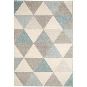 Teppich Pastel Türkis 160x230 cm