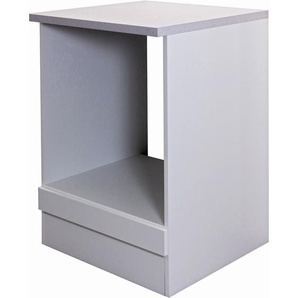 Flex-Well Classic Herd-Umbauschrank Wito 60 cm Weiß
