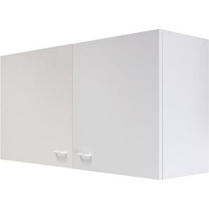 Flex-Well Classic Oberschrank Speed 100 cm Weiß