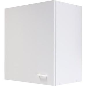 Flex-Well Classic Oberschrank Speed 50 cm Weiß