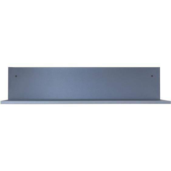 Flex-Well Küchen-Wandregal Lucca 100 cm Platinblau