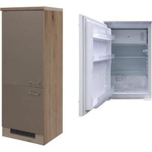 Flex-Well Kühlschrankumbau EEK: A+ Arizona 60 cm mit Kühlschrank